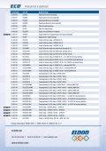 EluttagscEntralEr IP44 För Bil, camping och Marina - Collectric - Page 4