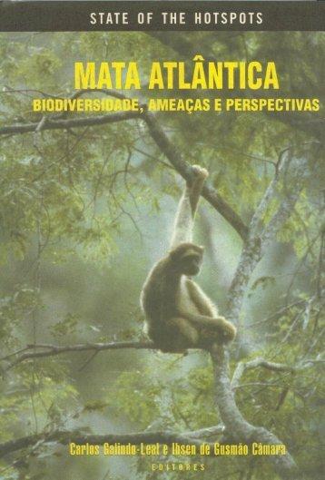 30. Espécies no limiar da extinção - Conservação Internacional