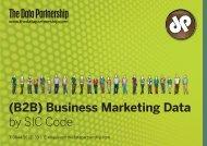 TDP-B2B-SIC-Data-Rate-Card-2