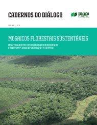 Mosaicos Florestais Sustentáveis - Conservação Internacional