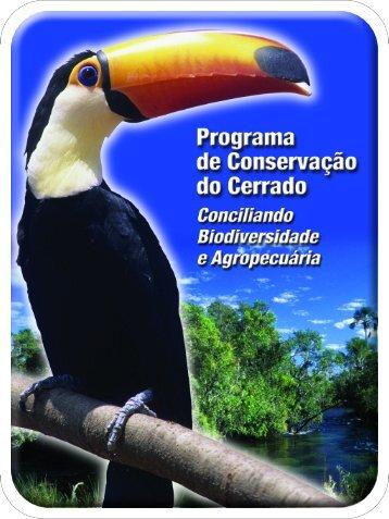 FOLHETO CI PRODUTOR RURAL - Conservação Internacional