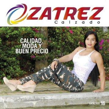 Catálogo Zatrez No. 16