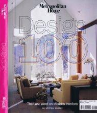 Metropolitan Home Design