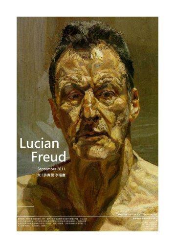 Lucian Freud - Motif Art Group