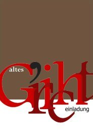 Download Folder Elisabeth Soucek - Willkommen in Gerungs: Home
