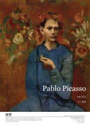 Pablo Picasso - Motif Art Group