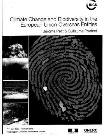 Climate Change and Biodiversity in the European Union ... - Library