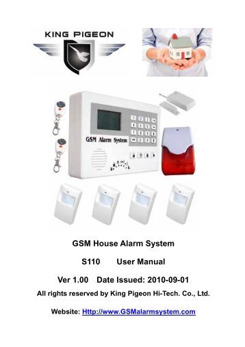 gsm manual Product description wafer gsm-key is an electronic board with an on- board gsm modemthe purpose of this device is to open an electric gate by.