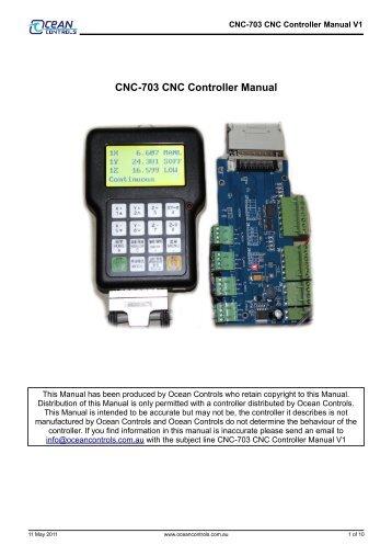 Cnc Manual Controller