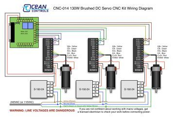 wiring diagram for 36 48v stand up models with curtis CNC Controller Kit cnc 014 wiring diagram ocean controls