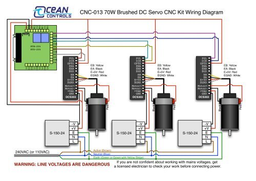 cnc rattm wiring diagram owner manual \u0026 wiring diagram CNC Control Wiring