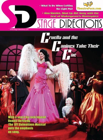 February Issue - Stage Directions Magazine