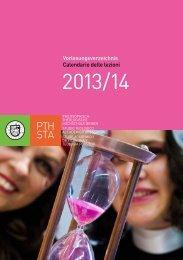 Vorlesungsverzeichnis Calendario delle lezioni - Philosophisch ...