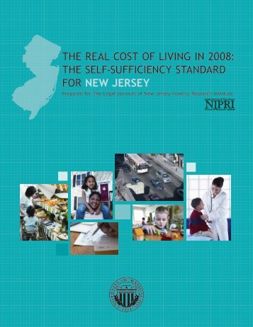 The Real CosT of living in 2008: The self-suffiCienCy sTandaRd foR ...