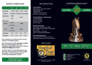 Ausschreibung als PDF downloaden - Horn Union Ratten