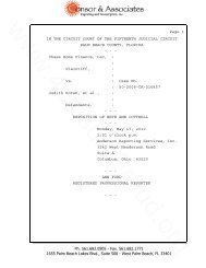 EXHIBIT G Chase Deposition of Beth Cottrell