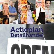 Actieplan - Detailhandel Nederland