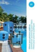 Filtros para piscinas públicas Commercial swimming ... - FIBERPOOL - Page 7