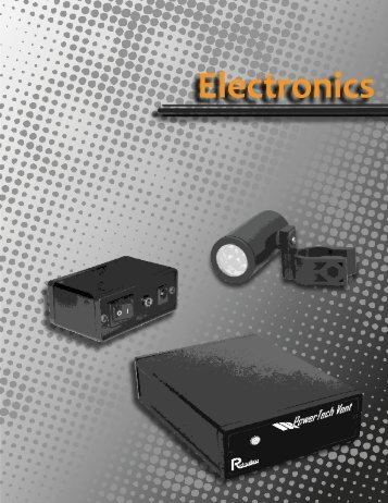 Electronics - Richardson Products Inc.