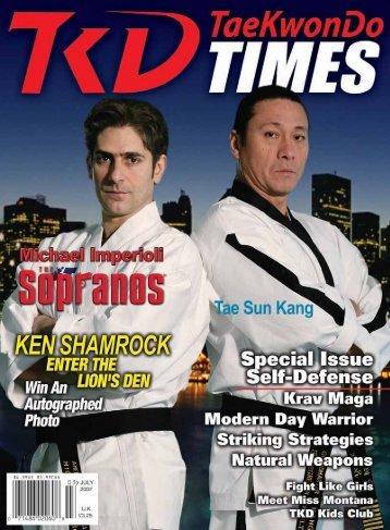 4!% - Taekwondo Times