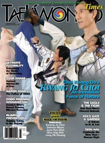 4 - Taekwondo Times