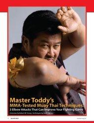 Master Toddy's - Danny Lane Martial Arts Website