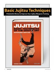 BasicJujitsuTechniques - Danny Lane Martial Arts Website