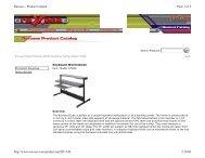 Page 1 of 2 Raxxess - Product Catalog 2/10/04 http://www.raxxess ...