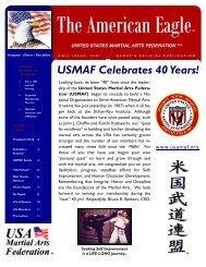 USMAF Fall Newsletter, 'American Eagle' - United States Ju-Jitsu ...