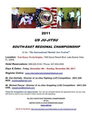 US JU-JITSU - United States Ju-Jitsu Federation