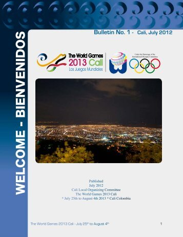 IWGA-Bulletin--1 - International Canoe Federation