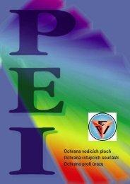 PEI - Kompletní katalog všech výrobků - VeeM TRADING sro