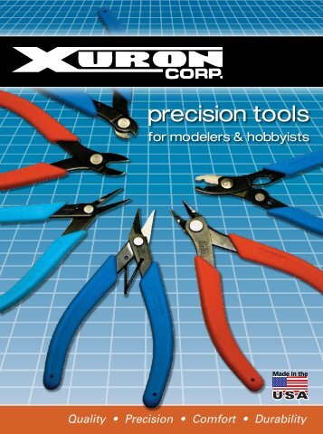 precision tools - Xuron