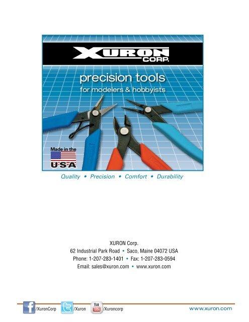 Xuron 90033 2193 Hard Wire Shear Cutter New!