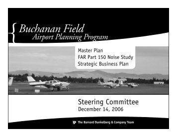 Buchanan Field - Contra Costa County