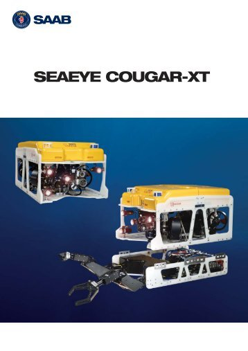 Cougar-XT Rev_5 - Seaeye