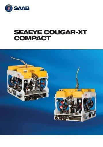 Cougar-XT Compact Rev2 - Seaeye