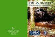Revista Ciencia y Conservación 2012-2013 - Usac