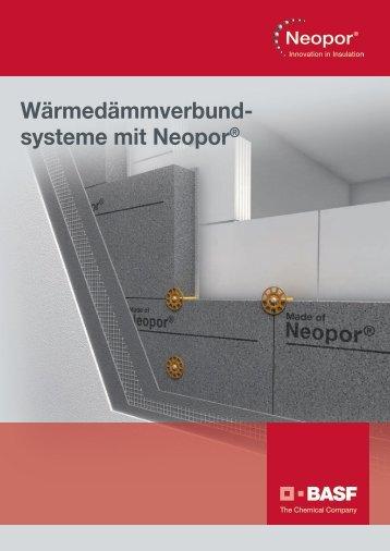 Systeme Mit Neopor