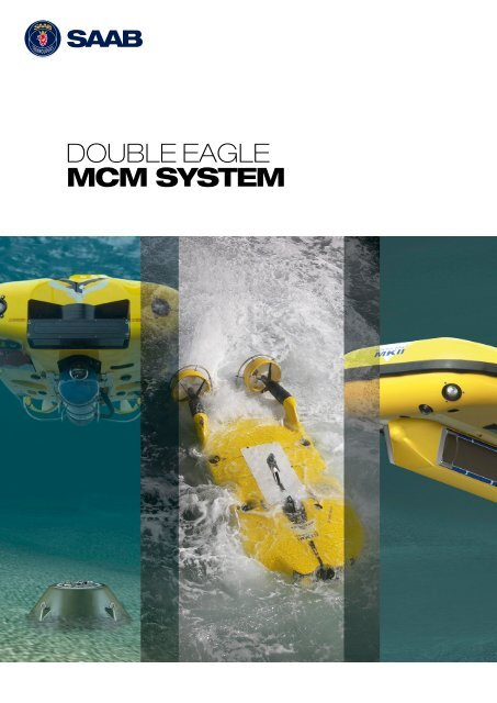 DOUBLE EAGLE MCM SYSTEM - Seaeye