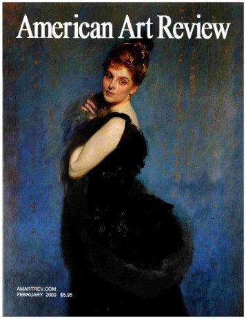 American Art Review - Taubman Museum of Art