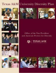Diversity - Office of the Provost and Executive Vice President for ...