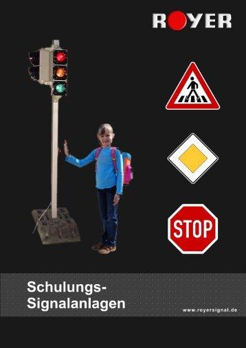 Untitled - Royer Signaltechnik GmbH