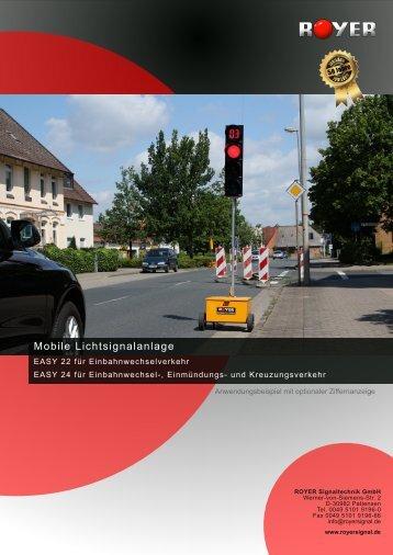 Datenblatt - Royer Signaltechnik GmbH