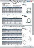 Kæder og komponenter, rustfri - Certex - Page 5