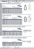 Kæder og komponenter, rustfri - Certex - Page 6