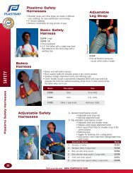 Plastimo Safety Harnesses Basic Safety Harness ... - Navimo USA