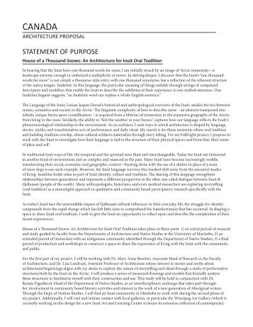 statement of grant purpose Sample grant proposal purpose of grant (one sentence): ssi will use spips grant funds to purchase computer work stations, server and software for an educational program for unemployed teens and young adults statement of financial position.