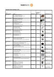 Catalogue Navisafe 2012 -1