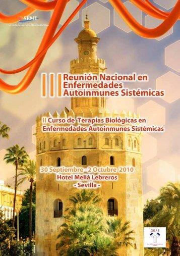 III Reunión EAS - Sociedad Española de Medicina Interna